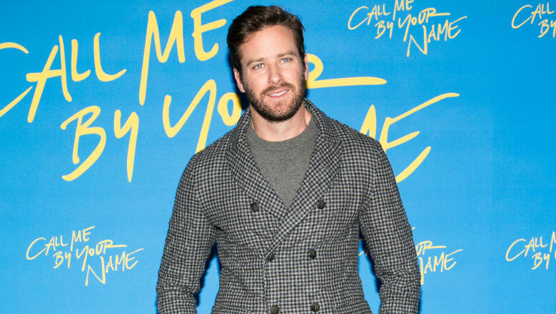 Armie Hammer Shares Video Of His Son Sucking His Toes In Foot Fetish Post  Iheartradio-9155