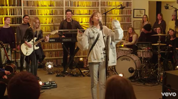 None - Grace VanderWaal Performs Live on the Honda Stage in Brooklyn (VIDEOS)
