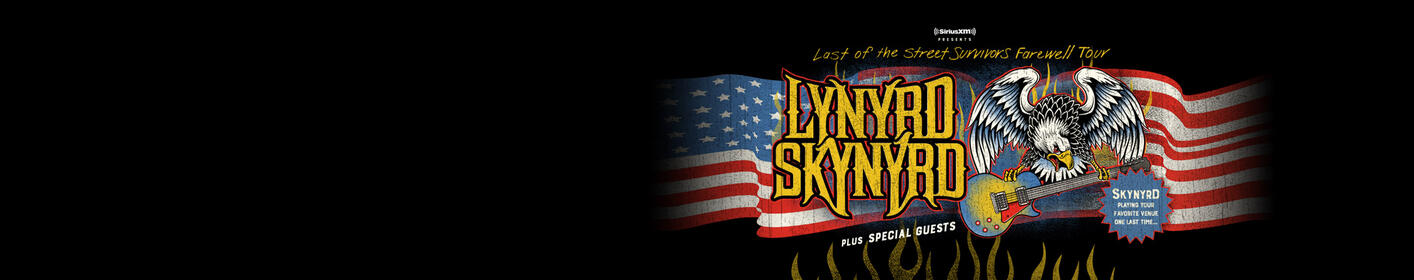 Win Tickets To See Lynyrd Skynyrd Live In Concert!