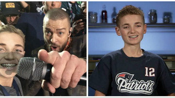 The AntMan - 'Selfie Kid' From Super Bowl Speaks Out On What Happened After The Game!
