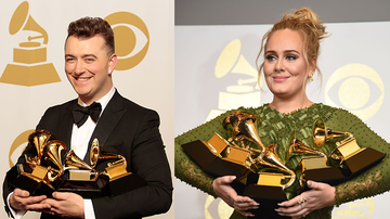 Weird News - Sam Smith And Adele Are The Same Person And There's Proof!