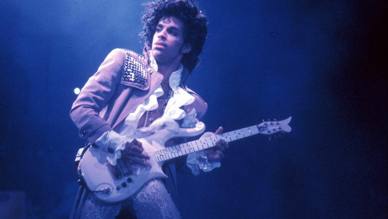 Princes Little Red Corvette Turns 36 Six Facts About His Beloved