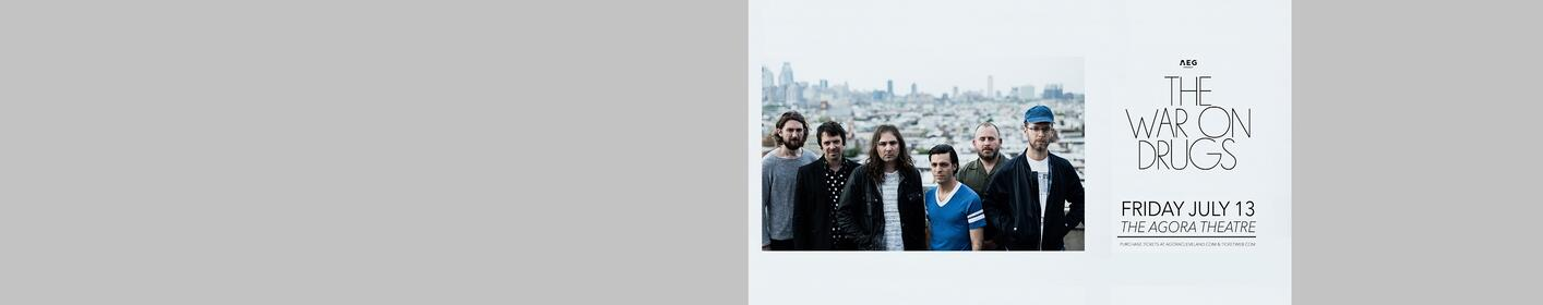 Win tickets to see the War on Drugs!