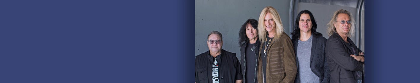 Enter to win a pair of tickets to see The Guess Who at Golden Nugget Casino Biloxi