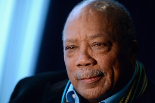 Quincy Jones - Getty Images
