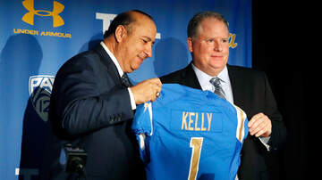 UCLA Locker Room - UCLA HC Chip Kelly Joins Petros And Money