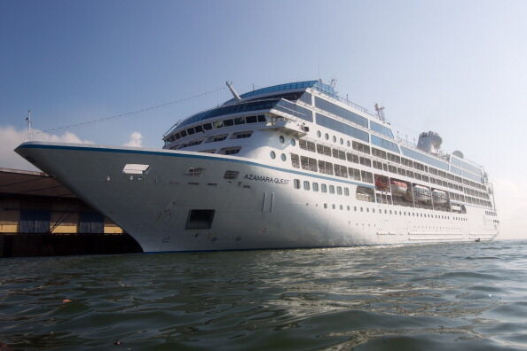 Sick Cruise Ship Passengers Dock In San Diego KOGO AM - Where do cruise ships dock in san diego