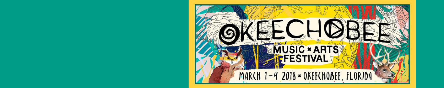 Win tickets and car camping passes to the Okeechobee Music & Arts Festival