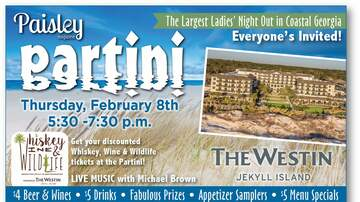 image for Partini night on Jekyll Island at the The WESTIN
