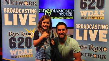 Photos - Countdown to opening day with Kevin Kiermaier