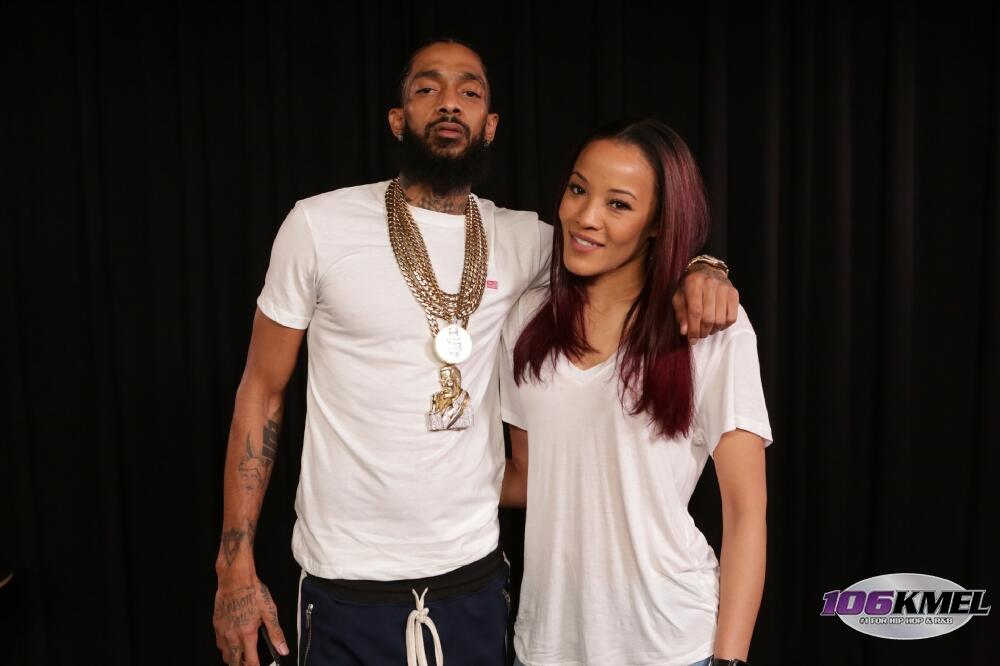 Nipsey Hussle Exclusive 'Victory Lap' Listening Party and