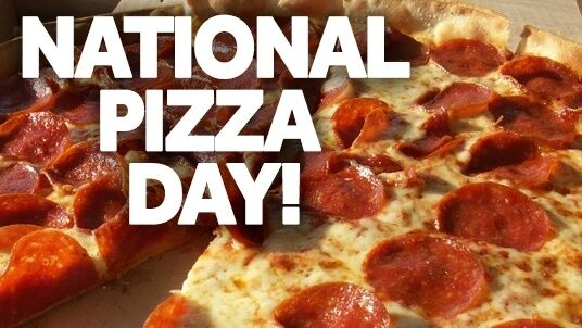 National Pizza Day