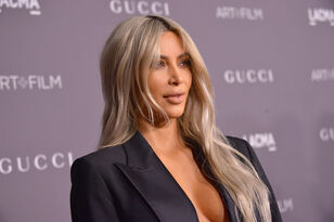 Kim K Outrages The Internet With Topless Photo Taken By Her 4-Year-Old
