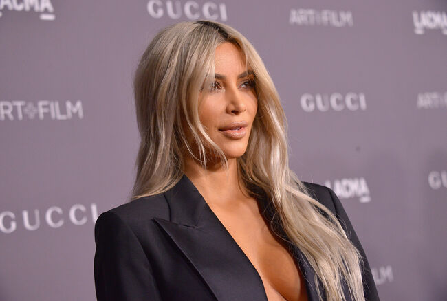 Kim Kardashian outrages the internet with topless photo taken by her 4-year-old