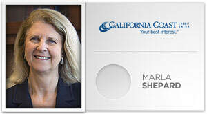 Spotlight on San Diego Business - Marla Shepard: California Coast Credit Union