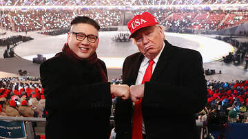 2018 Winter Olympics - Donald Trump, Kim Jong-Un Impersonators Ejected From Opening Ceremony