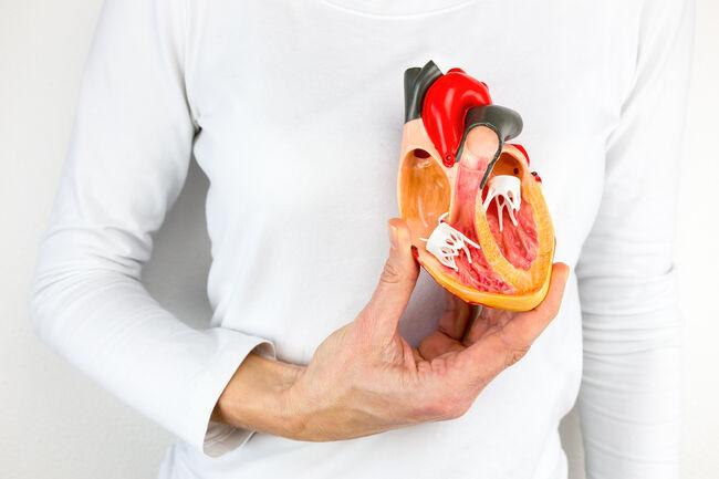 Heart Disease Women (Getty Images)
