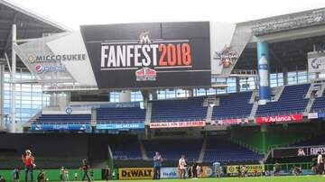 Photos - Miami Marlins' FanFest, MIA