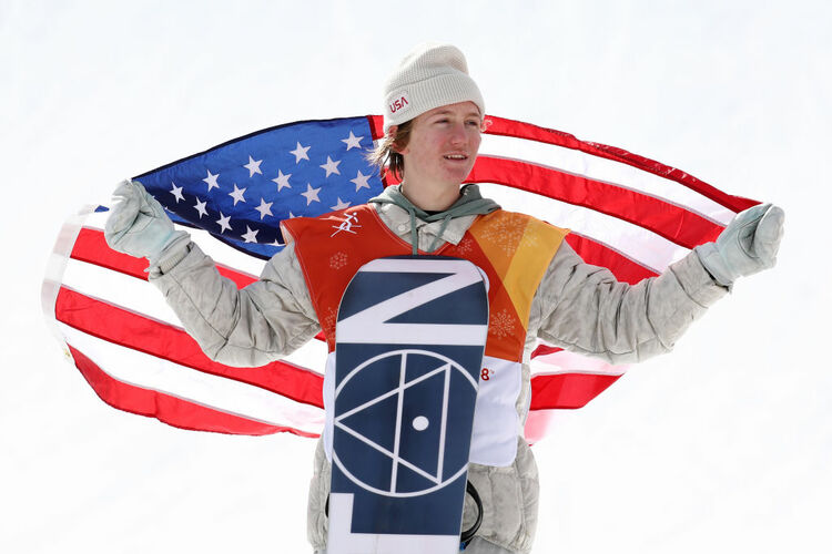 Red Gerard-USA Snowboarder