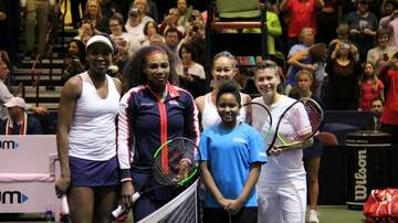 Photos - Fed Cup 2018: Day 2