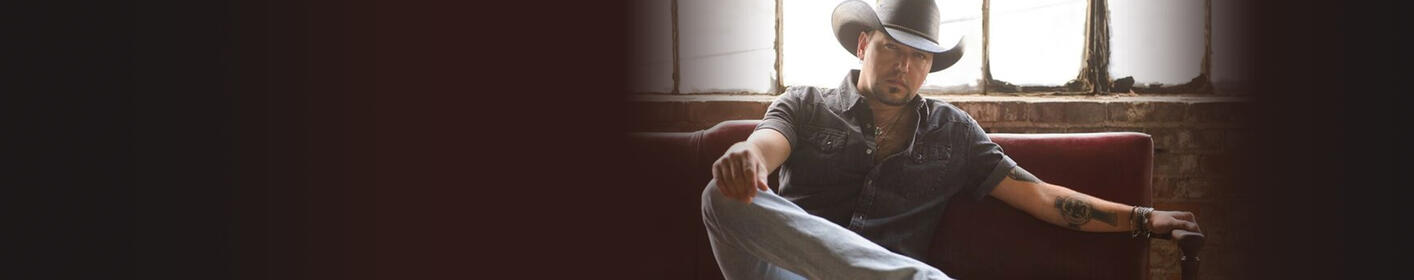 Jason Aldean May 17th at Hollywood Casino Amphitheatre!