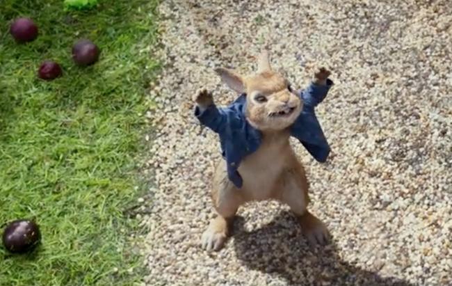 Disturbing Scene In New 'Peter Rabbit' Movie Has Parents