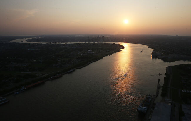 Forecasters Say No Flood Risk On Mississippi River