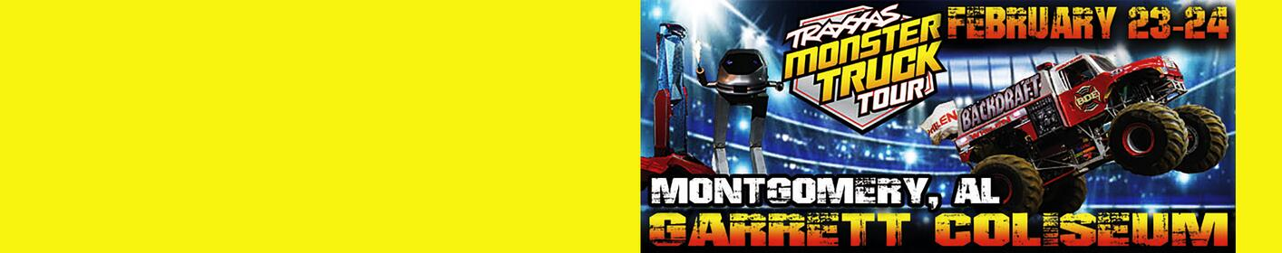 Monster Truck Show  Feb 23-24th enter to win tickets!