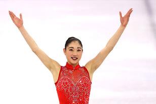 Mirai Nagasu First American Woman To Nail Triple Axel At Olympics
