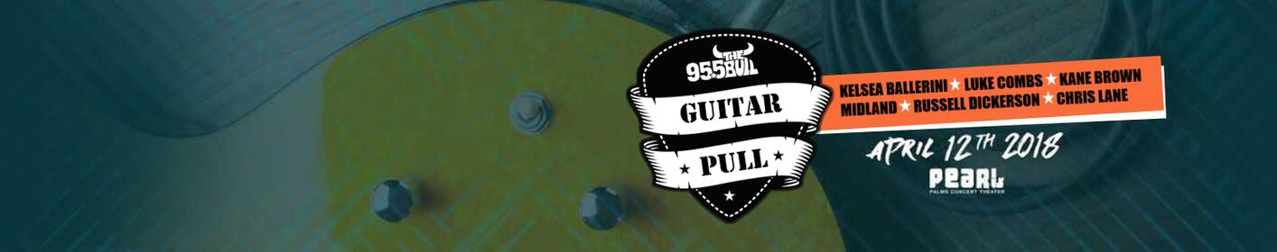 Just Announced: Our 10th Annual All-Star Guitar Pull Lineup!