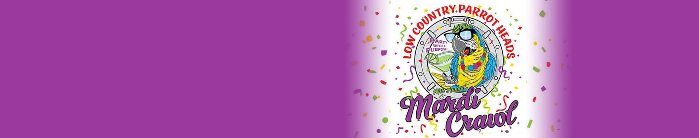 Come Party with a Purpose at the 14th Annual Mardi Crawl!!