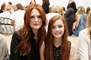 Julianne Moore's Daughter Is All Grown Up And Looks Just Like Her Mom