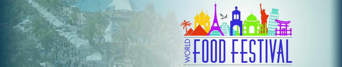 Learn more about the World Food Festival!