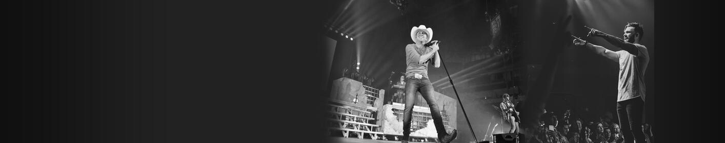 Justin Moore Hell On A Highway tour