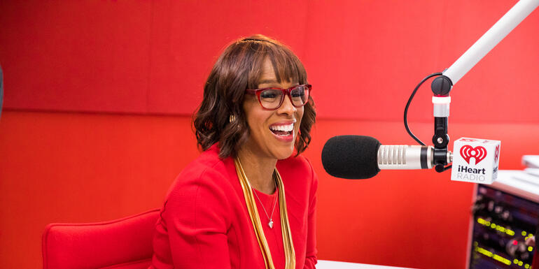 Gayle King on her Journey to Self-Acceptance and Authenticity