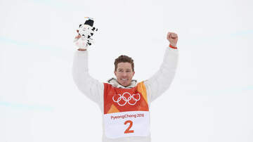2018 Winter Olympics - Shaun White Wins Third Gold In Men's Halfpipe Event