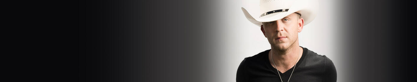 Justin Moore, with Dylan Scott, May 3 at JQH Arena!