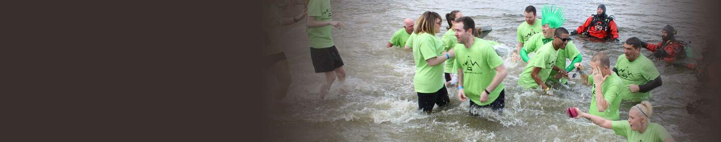 WLLR Hopes You'll Be Part Of The Polar Plunge For Special Olympics