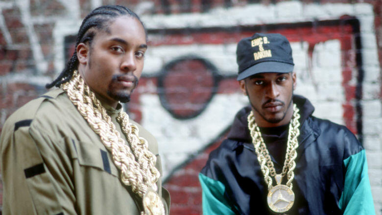 Eric B. and Rakim Say We Are Witnessing The Devolution of Rap Music | iHeartRadio