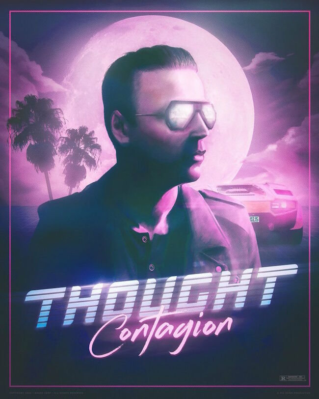 """Muse - """"Thought Contagion"""""""