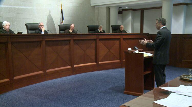 Attorneys argue Iowa's new abortion law at State Supreme Court