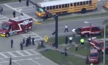 WIOD-AM Local News - Newspaper Probe Into Schools Finds Failure To Report Crimes