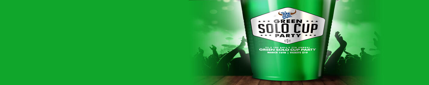 Win Tickets To The 7th Annual Green Solo Cup Party!