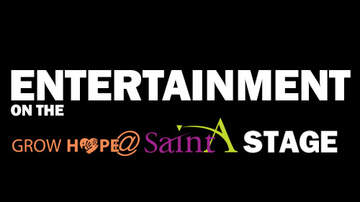 V100.7 Family Affair Expo - Entertainment on the SaintA Stage