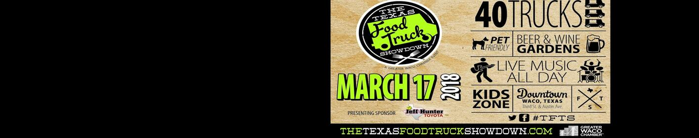 iHeartMedia IS A PROUD SPONSOR: Check out this year's food truck lineup!
