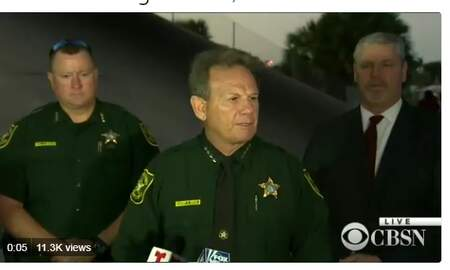 Florida News - Parkland Parents Speak Out On Possible Reinstatement Of Sheriff Israel