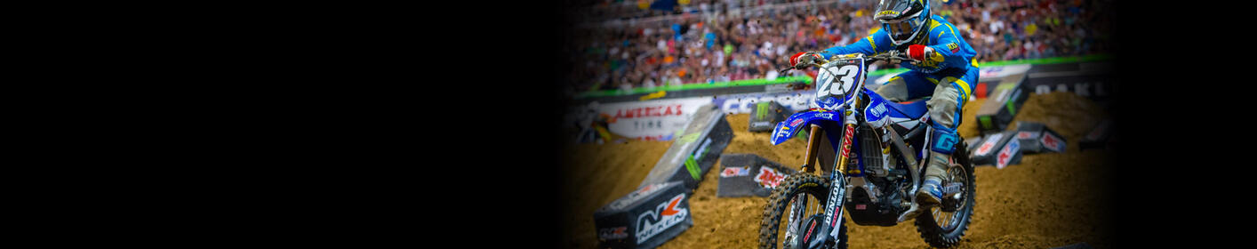 Sign Up To Win Supercross LIVE Tickets