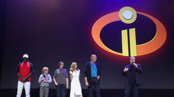 Whats New - The Parr Family Returns In First Full Trailer For Incredibles 2