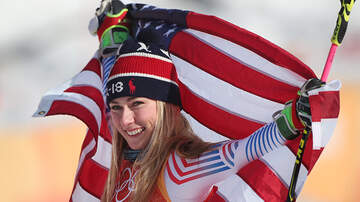 None - Mikaela Shiffrin Wins Gold In Women's Giant Slalom