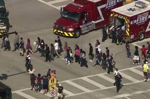 Florida shooting survivors push for reform